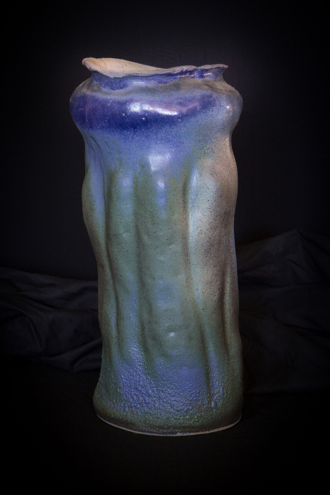 Ceramic Vessel, Untitled