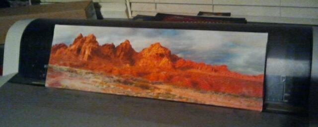 Valley Of Fire, Gallery Wrap