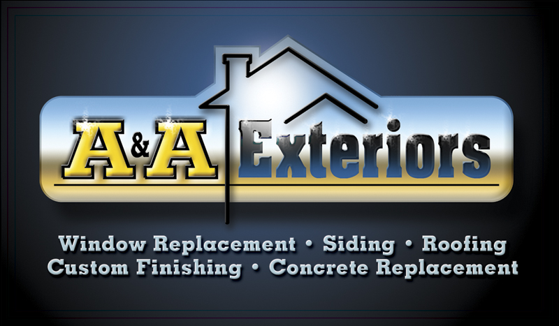 A&A Exteriors needed a brand to go along with a way to do guerrilla advertising for their products. Door hangers were created to be left throughout the neighborhoods as they finished jobs and were cleaning up. Yard signs were also produced to be left on site for continued advertising.