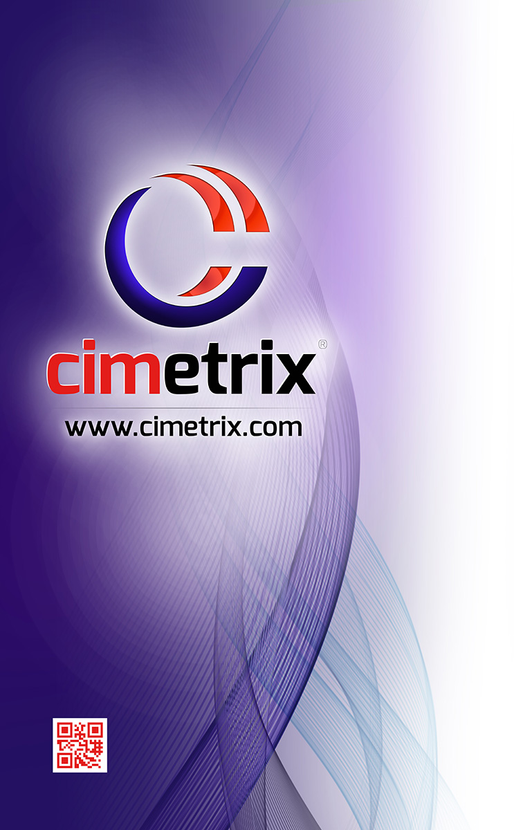 Cimetrix Tradeshow Booth Design