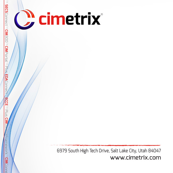 Cimetrix, Shipping Label