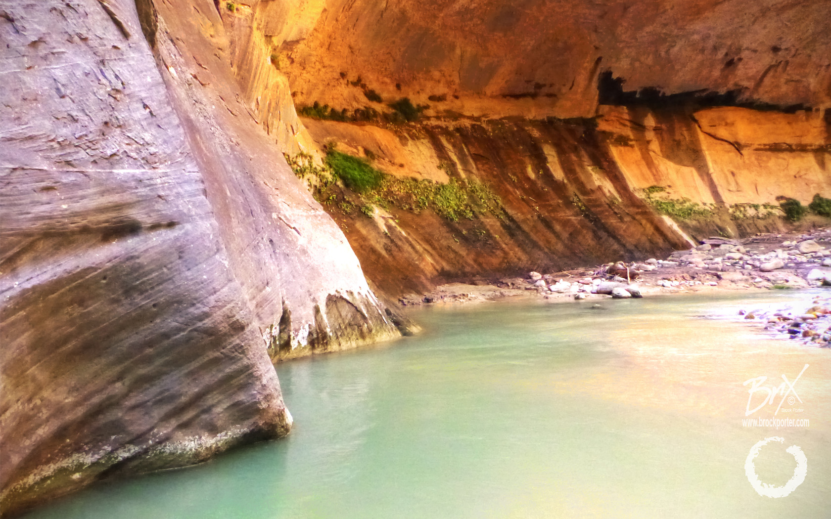 Zions Narrows